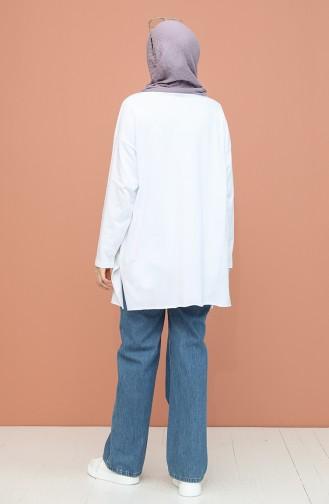 White Tuniek 4007-03