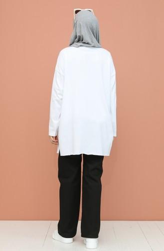 White Tuniek 4009-03