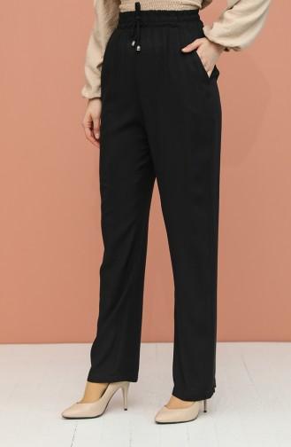 Black Pants 0159-10