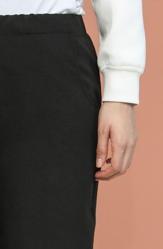 Black Pants 6884-01