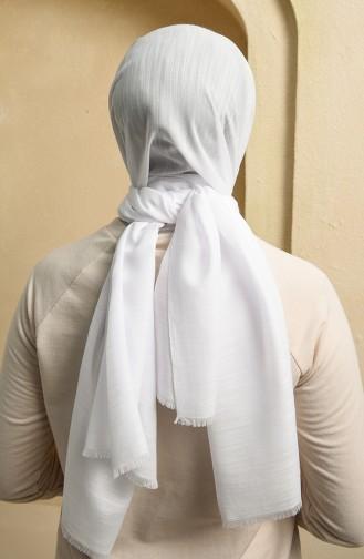Châle Blanc 90102-21