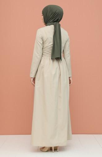 Robe Hijab Pierre 7281-11