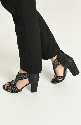 Green High-Heel Shoes 11-6-07