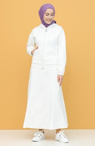 Weiß Anzüge 5545-04
