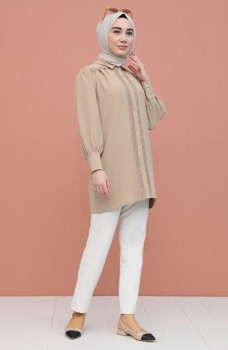 Camel Tuniek 6365-02