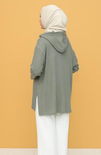 Khaki Pulli 1778-02