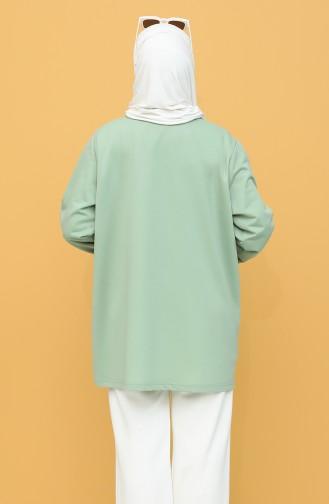 Tunique Vert noisette 1192-02