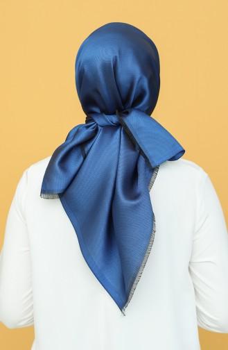Light Navy Blue Hoofddoek 15262-08