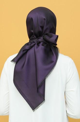 Dark Purple Scarf 15262-12