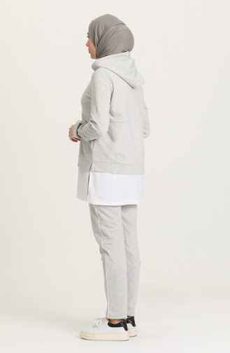 Gray Tracksuit 3271-02