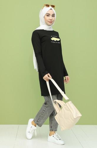 Black Tunics 6036-01