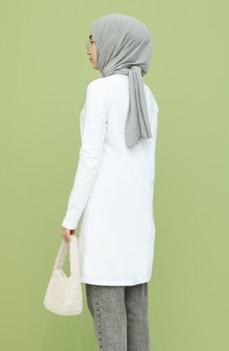 White Tunics 6036-03