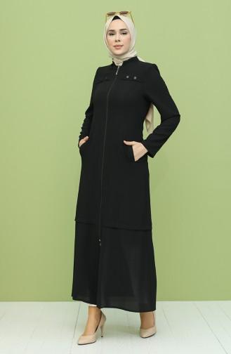 Schwarz Abayas 4006-02