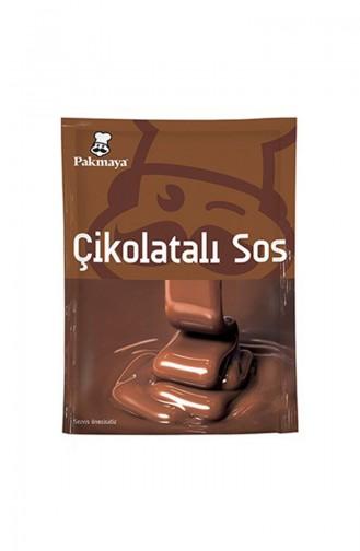 Pakmaya Çikolatalı Sos 125 Gr