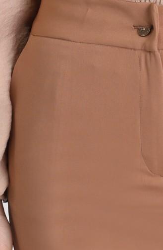 Pantalon Café au lait 2062-18