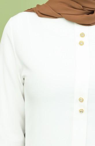 تونيك أبيض 1090-19