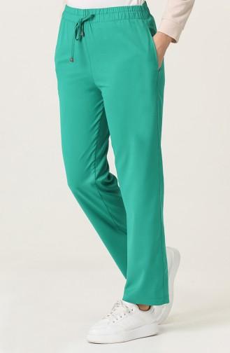 Pantalon Vert 0185-08