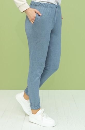 Indigo Sweatpants 6100-06