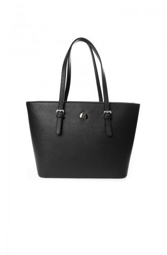 Black Shoulder Bags 60400