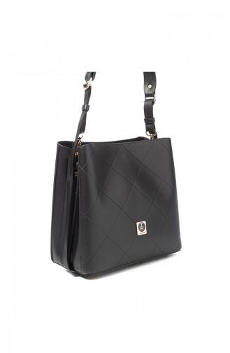 حقيبة ظهر أسود 6416