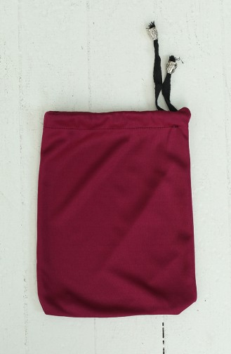 Fuchsia Praying Dress 0950-03