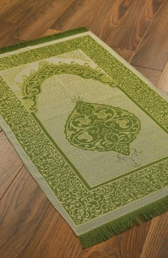 Green Praying Carpet 1020-01