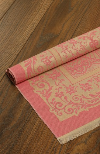 Tapis de Prière Rose 1026-01