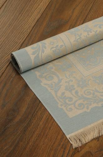 Tapis de Prière Bleu Bébé 1026-02