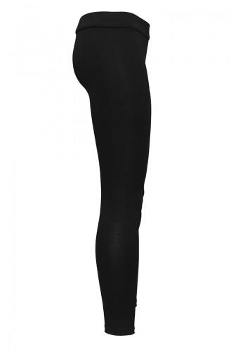 Leggings Noir 6805-01