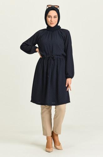 Navy Blue Tunics 5367-04