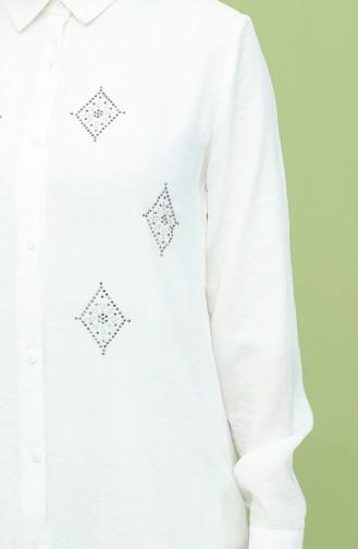 تونيك أبيض 0209-04