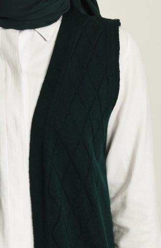 Dark Green Waistcoats 4295-01