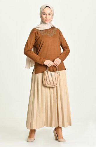 Blouse Tabac 0343-05