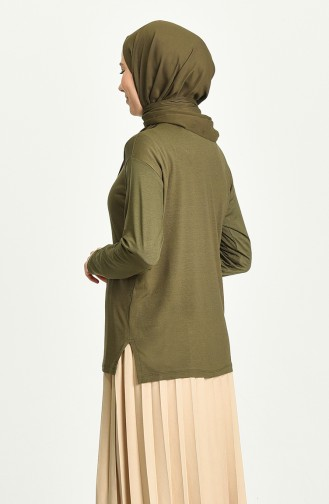 Blouse Khaki 0345-05
