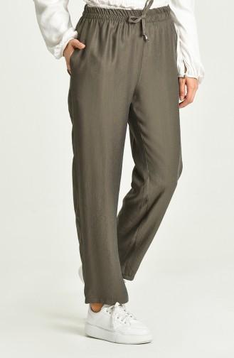 Pantalon Khaki Foncé 0190-16