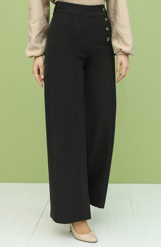 Pantalon Noir 3178-01