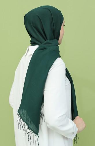 Châle Vert emeraude 90115-02