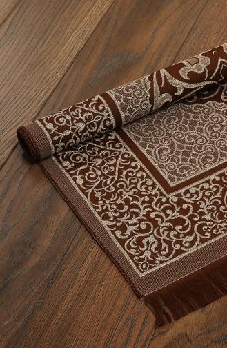Brown Praying Carpet 1020-06