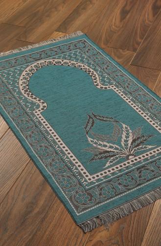 Blau Gebetsteppisch 1023-03