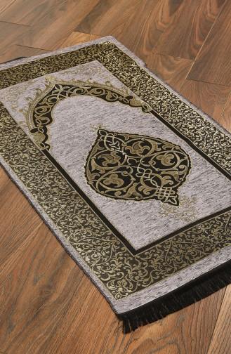 Gray Praying Carpet 3000-03
