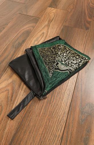 Black Praying Carpet 3000-05