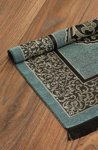 Mint Blue Praying Carpet 0006-11