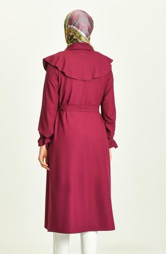 Zwetschge Hijap Kleider 2034-03