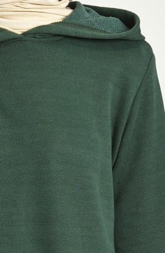 تونيك أخضر حشيشي 1556-07