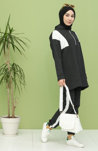 Anthracite Tracksuit 21038-02