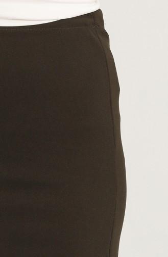 Jupe Khaki 2306-03