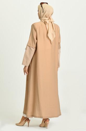 Abayas Camel 0465-01