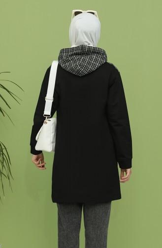 Black Sweatshirt 20065-01