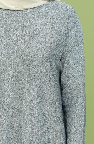 Yarasa Kol Tunik 8290-01 Lacivert