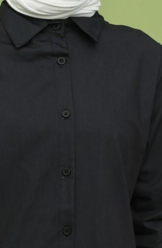 Krep Tunik 6514-01 Antrasit